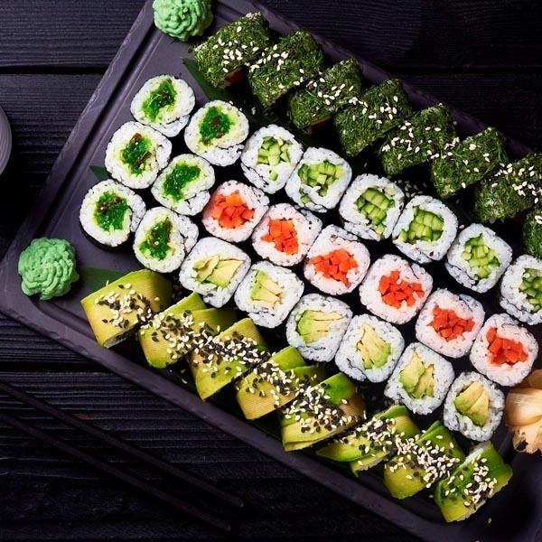 Vegetarian set 40 шт